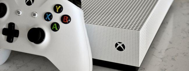 Microsoft, Xbox One S senza lettore ottico?