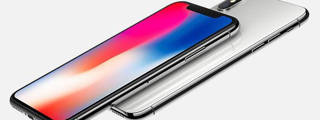 iPhone X: i consumatori preferiscono i 256 GB