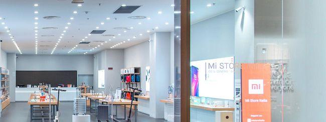 Coronavirus: Xiaomi chiude gli store in Italia