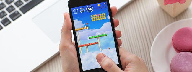 Super Mario Run al top delle classifiche App Store