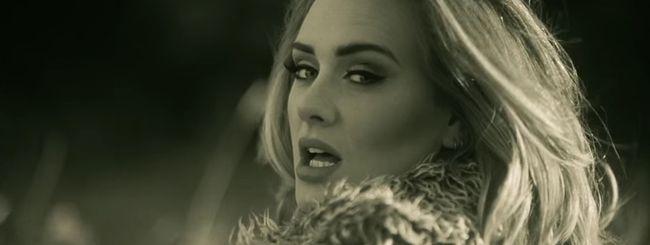 """Adele sbarca su Pandora con """"25"""""""