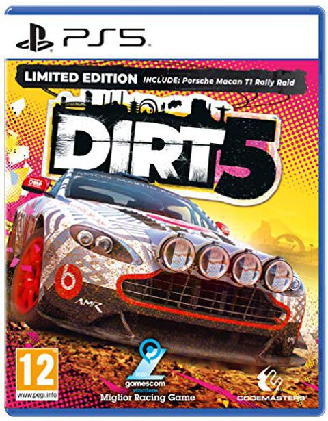 DiRT 5 Limited Edition (PS5)