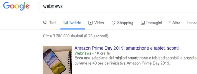 Google News, restyling in arrivo a breve