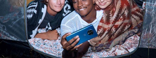 OnePlus 7T, schermo a 90 Hz e nuove fotocamere