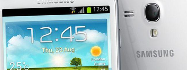 Samsung Galaxy S3 Mini confermato, tutti i dettagli