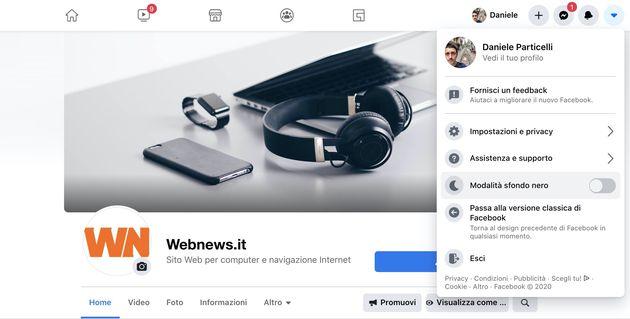 Nuovo Facebook