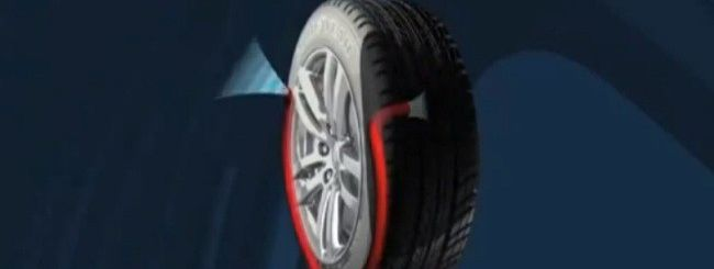 Goodyear AMT: lo pneumatico che si gonfia da solo