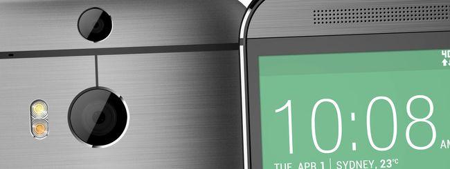 Android 5.0 su HTC One e One (M8) entro 90 giorni