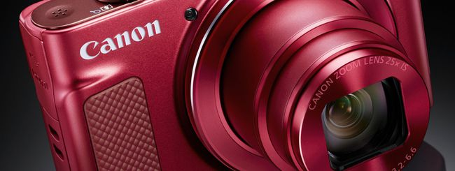 Canon presenta la compatta PowerShot SX620 HS