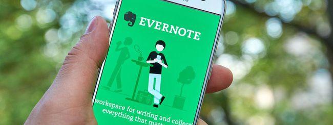 I dipendenti di Evernote leggeranno le note