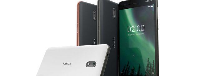 Nokia 2 non verrà aggiornato ad Android 9 Pie?