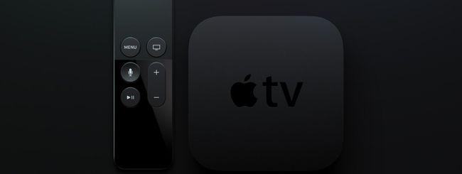 Apple TV 4K HDR: conferme da iOS 11