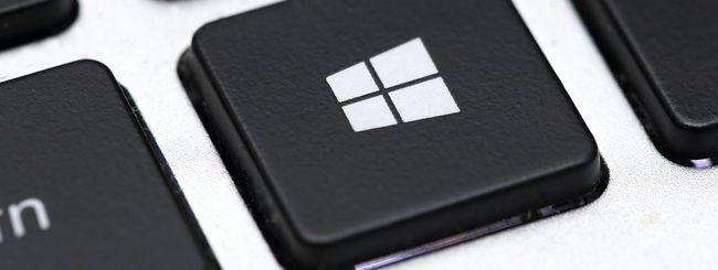 Windows 10 20H1 build 18947, procedura di rollback
