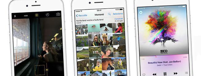 Con iOS 9.3.5, Apple chiude una pericolosa falla
