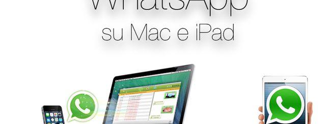 WhatsApp diventa gratis: installazione anche su Mac e iPad