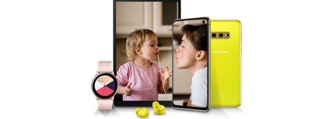 Samsung, promozione per la Festa della Mamma