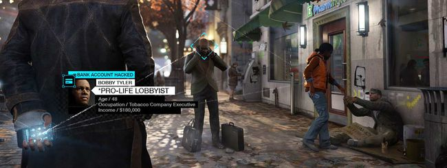Watch Dogs: la companion app su Android e iOS