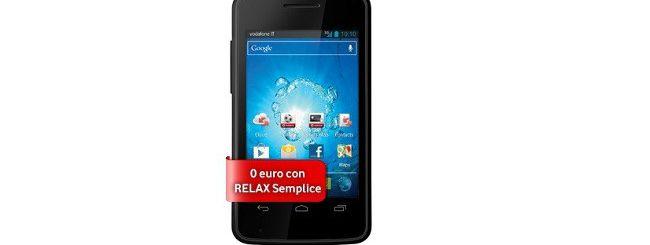 Vodafone presenta Smart Mini, l'Android economico
