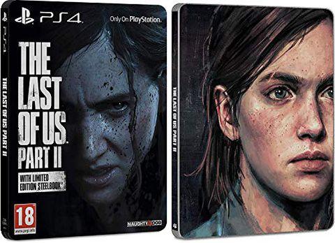 The Last Of Us 2 + Steelbook Esclusiva Amazon.it - PlayStation 4