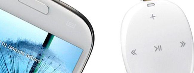 Samsung Galaxy S3, ecco il lettore musicale S Pebble