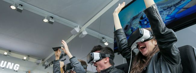 Samsung Gear VR supporterà il formato WebVR
