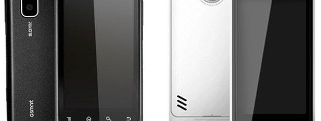 Gigabyte GSmart, smartphone Android 4.0 dual SIM