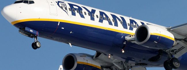 Google, Ryanair e la ricerca dei biglietti aerei