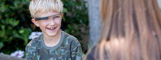 Google Glass usati per aiutare i bambini autistici