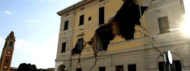 Tutti i link di un terremoto