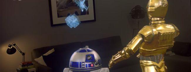 Magic Leap: Star Wars e la realtà aumentata
