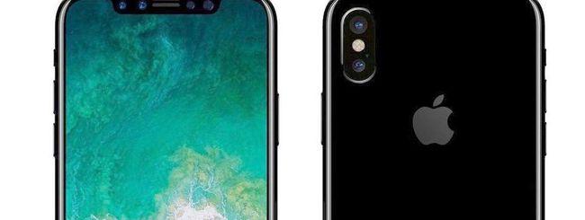 iPhone 8, notifiche silenziate con lo sguardo?