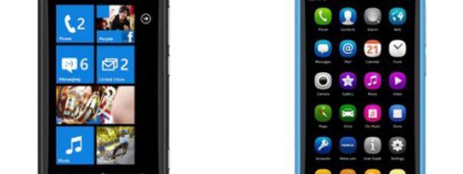 Nokia Lumia 800 vs. Nokia N9
