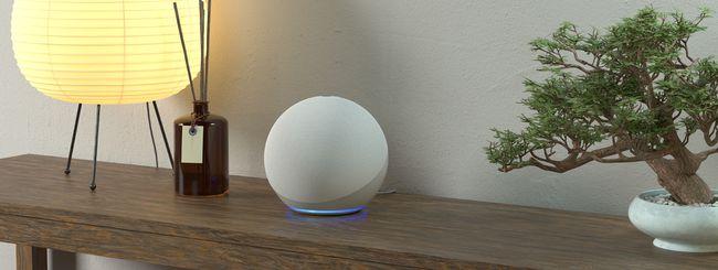 Amazon presenta i nuovi Echo e Echo Dot