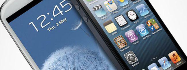 Apple VS Samsung: stop all'import di vecchi iPhone