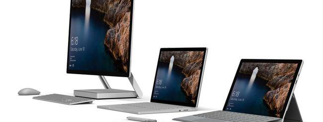 I Surface vendono meno: forse, una buona notizia
