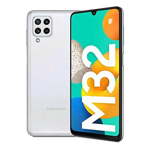 Samsung Galaxy M32 (White)