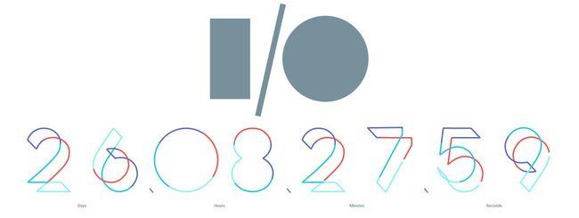 Google I/O 2016: online il programma completo