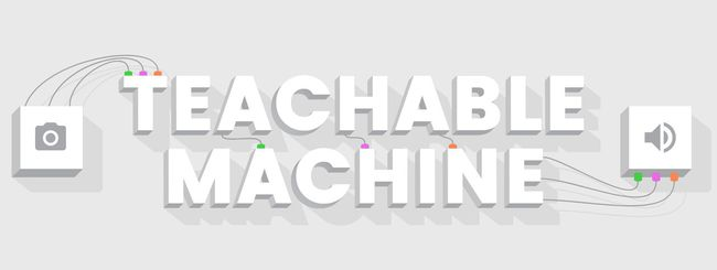 Teachable Machine: machine learning per tutti