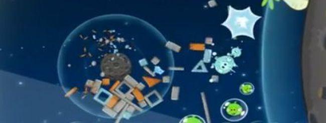 Angry Birds Space, primi dettagli e un trailer dallo spazio