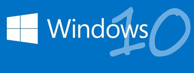 Windows 10 Home: in Europa costerà 135 euro