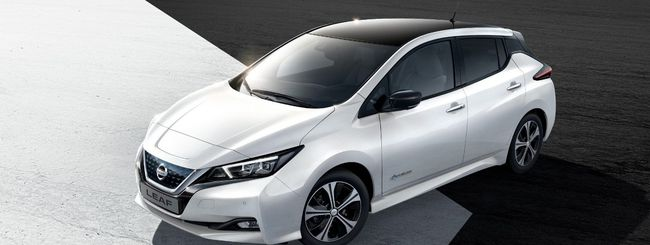 Nissan Leaf, ricariche gratis per 2 anni con Enel