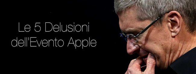 Le 5 delusioni dell'Evento Apple: dal Mac mini agli AirPods
