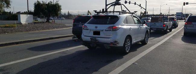 Apple Car, Tim Cook parla con entusiasmo della guida autonoma