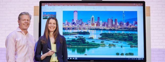 Computex 2018, Windows Collaboration Displays