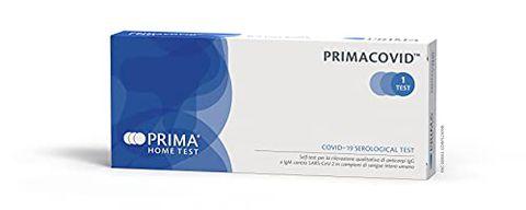 PRIMA Home Test Primacovid Covid-19 Serological Test