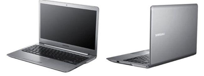 Samsung: missione ultrabook con la nuova Serie 5 Ultra