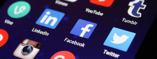 Social network: in Rete i dati di 235 milioni di utenti