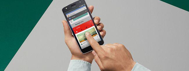 Motorola rilascerà Android 7.0 per 15 smartphone