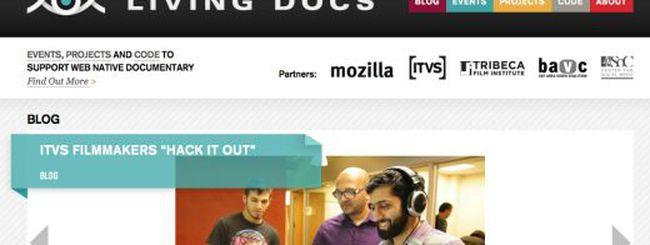 Living Docs, i documentari open source di Mozilla