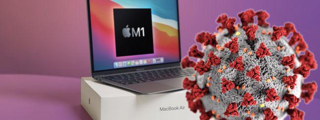 Mac M1, spunta il primo malware per chip Apple
